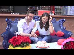 Shama Sikander celebrates Valentine's Day with new boyfriend James Milliron.