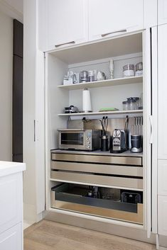 15 Unique Kitchen Storage Ideas BEST Photos and Galleries Satria Baja Hitam Small Kitchen Ideas Baja Galleries Hitam Ideas Kitchen Photos Satria Storage Unique Glossy Kitchen, New Kitchen, Kitchen Ideas, Kitchen Photos, Kitchen Pantry, Pantry Ideas, Kitchen Designs, 10x10 Kitchen, Pantry Room