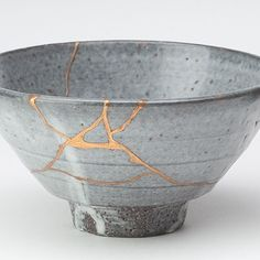 kintsugi~the Japanese art of repairing that which is broken with gold Loved by chicncheeky.com.au