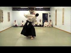 Aikido at Senshin Center Aikido Martial Arts, Self Defense Martial Arts, Self Defense Techniques, Street Art, Spiritual, Japan, Videos, Fitness, Youtube