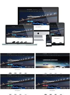 AT AUTOSPIK- Car Joomla Template. Joomla Themes