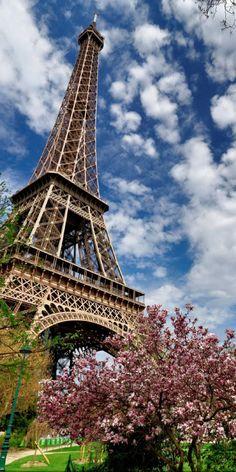 Spring in Paris http://parisisparis.com