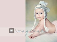 6 month baby picture ideas | Month Old, Baby L | Baby Photographer in Bloomington Normal, IL ...