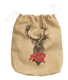 Christmas-gift Bag  | H&M US