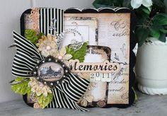 Live with Prima January 19th, 2012 Almanac Mini Book with Cari Fennell