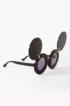 Jeremy Scott x Linda Farrow Mickey Shades