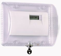 Special Offers - Safety Technology  International STI-9110 Thermostat Protector with Key Lock  Clear Polycarbonate Enclosure - In stock & Free Shipping. You can save more money! Check It (April 23 2016 at 03:49PM) >> http://smokealarmsusa.net/safety-technology-international-sti-9110-thermostat-protector-with-key-lock-clear-polycarbonate-enclosure/