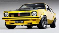 Holden A9X Torana - OK so I'm a Ford fan but there would certainly be room for one of these in my garage!