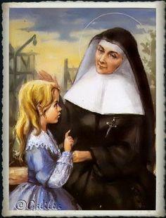 Santa María, Madre de Dios y Madre nuestra: 15 de mayo  SANTA JUANA DE LESTONNAC