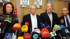 The Tunisian National Dialogue Quartet is awarded the Nobel Peace Prize for its role in helping the country's transition to democracy.