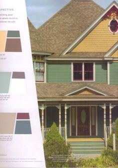 Beautiful Examples Of The Por Warm Mid Tone Exterior House Color Ideas Your Style Such As Craftsman Or Classic Traditional Often Dictates Paint Behr Exterior Paint Colors, House Exterior Color Schemes, Paint Color Schemes, House Paint Exterior, Craftsman Exterior, Craftsman Style Homes, Craftsman Cottage, Behr Marquee Paint, Behr Paint