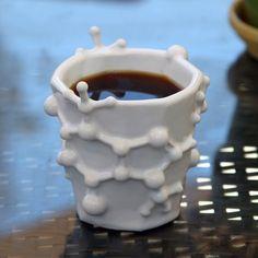Caffeine Molecule Coffee Mug – cafe nerd