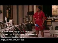 Las Bibas From Vizcaya feat. Zezé - Eu quero ver tu me chamar de amendoim | http://youtu.be/dzylWQrweW0