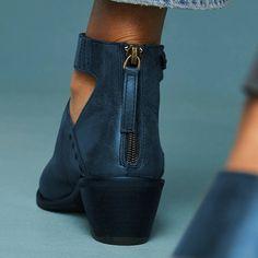 d0bdbf3b191 Women Plus Size Chunky Heel Booties Daily Zipper Boots