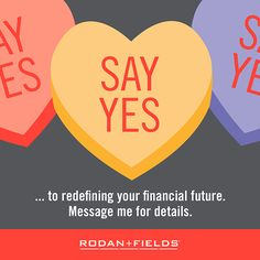 I love all the cool graphics Rodan + Fields creates! This one for Valentines.  What an awesome way to get the word out about helping people have better looking skin!