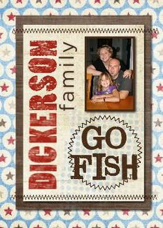HM Gallery - Our Family Go Fish