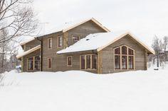 Vårt fritidshus Sälen. Home Fashion, Cabin, Architecture, House Styles, Ski, Mountain, Home Decor, Arquitetura, Skiing