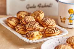 A teapartik nagy kedvence: vajas néró I Foods, Almond, Sweets, Cookies, Eat, Healthy, Kitchen, Drinks, Christmas