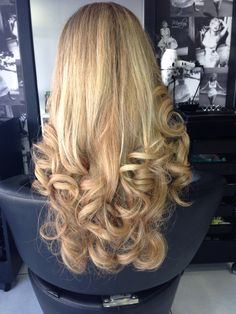 1000 images about blowdrys on pinterest curly blowdry