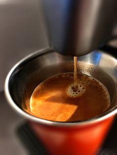 Guten Morgen…zum Karfreitag passt ein #Kazaar #Kaffee von @Nespresso #whatelse …aber bitte nicht rum tanzen 💃 😜