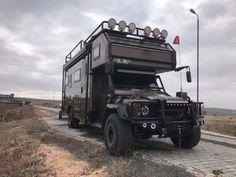 Everestin Fetihi: Mercedes-Benz Unimog
