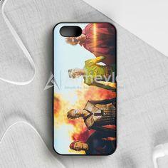 5Sos Superhero 2 iPhone 5|5S|SE Case | armeyla.com