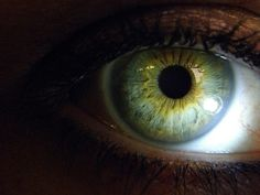 lynda olsen Green EYE-1-9 by luckylynda74, via Flickr