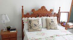#home #cama #criado #succulents