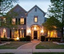 Beautiful home in Allen, Texas.