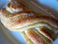 Nastrine brioches cornetti | dolci prima colazione |