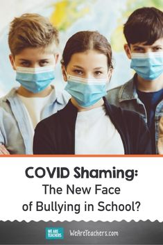 COVID Shaming: The New Face of Bullying in School? As students becoming quarantined, COVID bullying at school is ramping up as well. How do we combat this and protect student privacy?