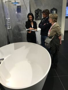 Our export manager talking with some customers. #MastellaDesign #mdw2016 #milandesignweek #milano #Fuorisalone2016 #salonedelmobile