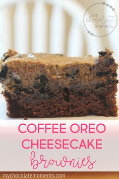 coffee oreo cheeseca