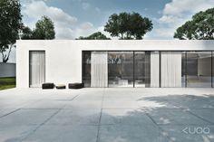 Genialne projekty pracowni KUOO Architects   Archinea   Architektura, architekci, projekty, biura, pracownie, design