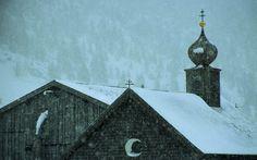 Top Ten Places for a White Christmas in Tirol, Austria