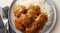 Instant Pot® Indian butter chicken Thighs starts with a pre-pressure sauteeing of the key ingredients. It's a tender take on chicken that's perfect for a weeknight meal. Butter Chicken, Pressure Cooker Recipes, Slow Cooker, Instant Pot, Dinner With Ground Beef, Chicken Recipes, Beef Recipes, Chicken Meals, Cake Recipes