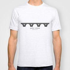 HexArchi - Portugal, Ponte de Lima, Ponte Romana T-shirt