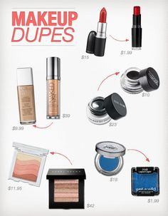 wet n wild lipstick dupes | Dupes Lipstick: MAC Ruby Woo // Wet 'N Wild Stoplight Red Foundation ...
