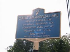 northampton sacandaga lake pics | Great Sacandaga Lake - Edinburg - New York - New York Historical ...