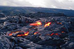 Volcanos National Park, Hawaii