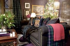 CASHON & CO.: Christmas Plaid