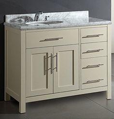 The Bathroom On Pinterest Double Vanity Vanities And Double Sink Bathroom