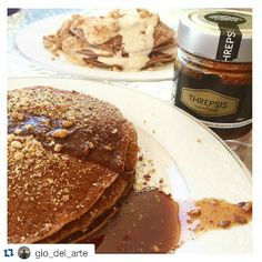 Threpsis superfood pancakes