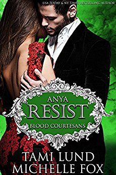 Paranormal romance author Tami Lund brings you the newest story from the Blood Courtesan world.