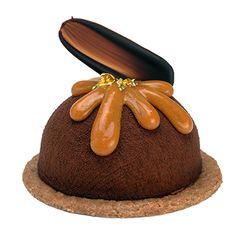Huize van Wely - patissier, chocolatier, glacier - Noordwijk aan Zee, Amsterdam, Heemstede, Jakarta - Chocolade Tonka Bombe