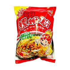 Buy Liu Quan Snail Rice Noodle online from Asia Market. This ethnic Chinese variety is also called Luosifen noodles, originated in Southern China. Asian Noodles, Soba Noodles, Rice Noodles, Dry Rice, Seasoning Mixes, Buckwheat, Snail, A Food, Snack Recipes