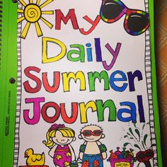 Seusstastic Classroom Inspirations: End of the Year Ideas Summer Linky Party- Week 1 Summer School Themes, End Of School Year, School Ideas, Preschool Themes, Literacy Activities, End Of Year Party, Summer Journal, First Grade Classroom, School Classroom