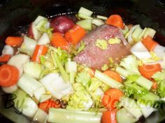 Crock Pot Corned Beef and Cabbage Recipe | FreebiesnDeals Recipes