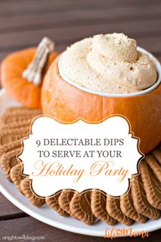 This year, you're going to blow people away with a delicious holiday dip. Whether you serve it as an appetizer or a dessert, you're going to spread holiday cheer with the menu item no one will be able to stop talking about.