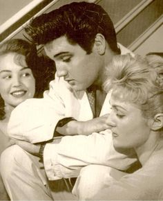 Image result for elvis and red west smoking